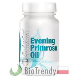BioTrendy - CaliVita Evening Primrose Oil PL - tabletki na zmarszczki – tabletki na stres oksydacyjny