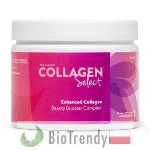 BioTrendy - Collagen Select PL - tabletki na zmarszczki – tabletki na stres oksydacyjny