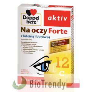 BioTrendy - Doppelherz aktiv Na oczy Forte - tabletki na oczy - tabletki na wzrok