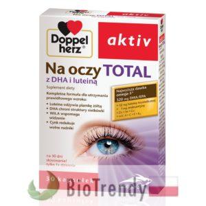 BioTrendy - Doppelherz aktiv Na oczy Total PL - tabletki na oczy - tabletki na wzrok