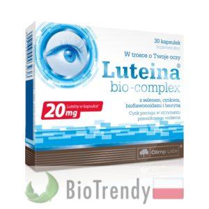 BioTrendy - Luteina Bio-Complex PL - tabletki na oczy - tabletki na wzrok