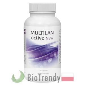 BioTrendy - Multilan Active PL - tabletki na sluch - tabletki na poprawe słuchu
