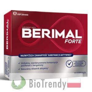 BioTrendy - Berimal Forte PL - tabletki na serce – tabletki na uklad krazenia