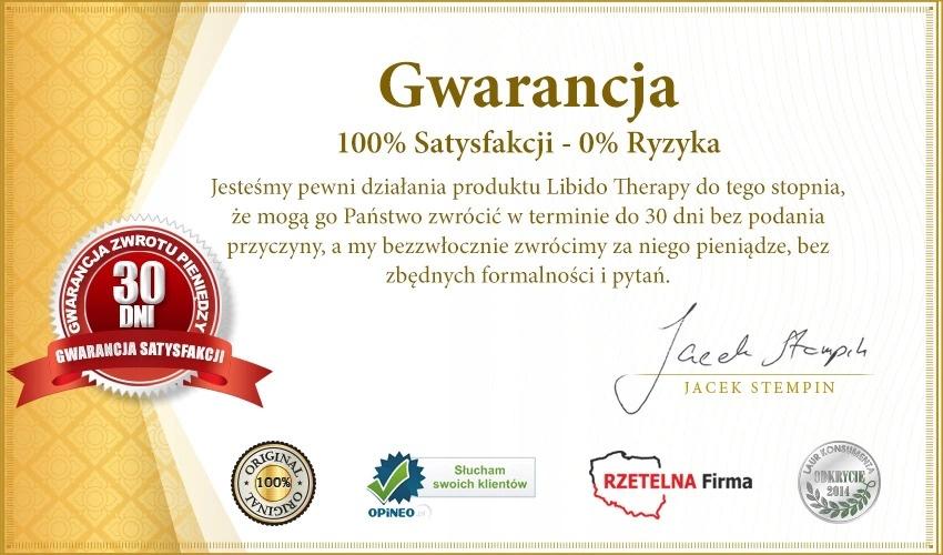 Libido Therapy - tabletki na libido u kobiet