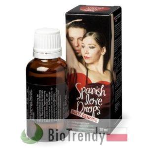 BioTrendy - Love Drops Dirty Dancing PL - afrodyzjak na sprawnosc seksualna - spanish fly