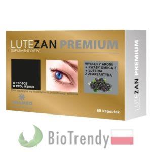 BioTrendy - Lutezan Premium PL - tabletki na oczy - tabletki na wzrok