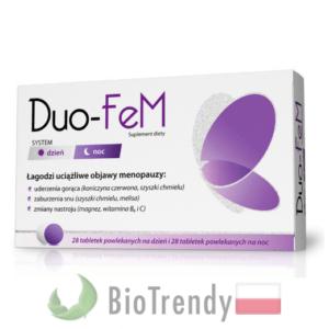 BioTrendy - Duo FeM PL - tabletki na libido u kobiet - tabletki na potencje dla kobiet