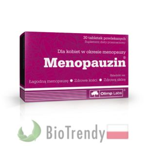 BioTrendy - Menopauzin PL - tabletki na libido u kobiet - tabletki na potencje dla kobiet