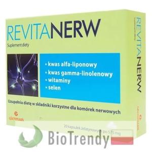 BioTrendy - Revitanerw PL - tabletki na koncentracje – tabletki na pamiec