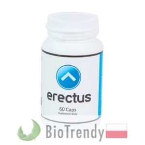 BioTrendy - Erectus PL - tabletki na erekcje – tabletki na potencje