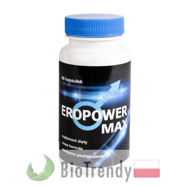 BioTrendy - Eropower Max PL - tabletki na powiększanie penisa - sposoby na powiększenie penisa