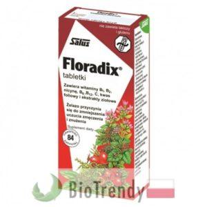 BioTrendy - Floradix PL - tabletki na koncentracje – tabletki na pamiec