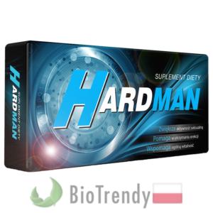 BioTrendy - HardMan PL - tabletki na erekcje – tabletki na potencje