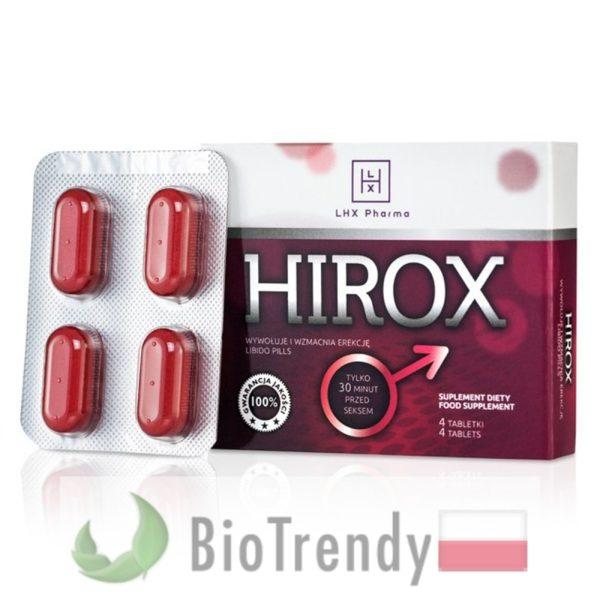 BioTrendy - Hirox PL - tabletki na sprawnosc seksualna – tabletki na potencje