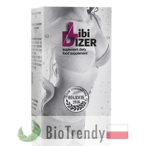 BioTrendy - Libidizer PL - tabletki na libido u kobiet - tabletki na potencje dla kobiet