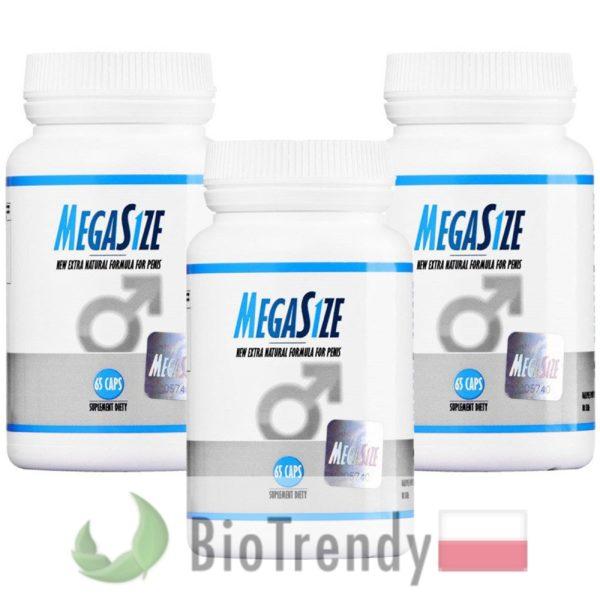 BioTrendy - MegaSize PL - tabletki na powiększanie penisa - sposoby na powiększenie penisa