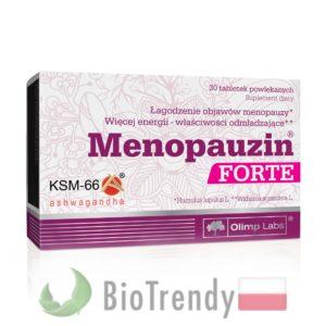 BioTrendy - Menopauzin Forte PL - tabletki na libido u kobiet - tabletki na potencje dla kobiet