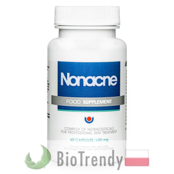 BioTrendy - Nonacne PL - tabletki na tradzik - tabletki na pryszcze