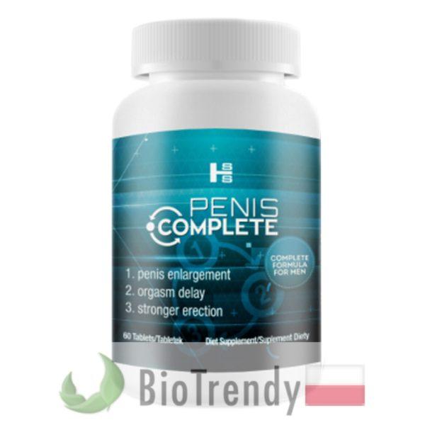 BioTrendy - Penis Complete PL - tabletki na powiększanie penisa - sposoby na powiększenie penisa