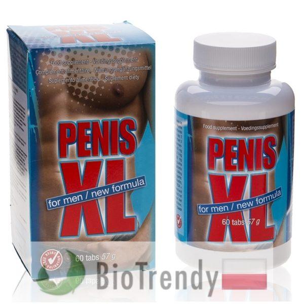 BioTrendy - Penis XL PL - tabletki na powiększanie penisa - sposoby na powiększenie penisa