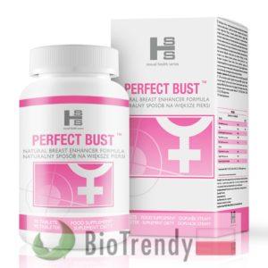 BioTrendy - Perfect Bust PL - tabletki na powiększanie piersi - tabletki na powiększanie biustu