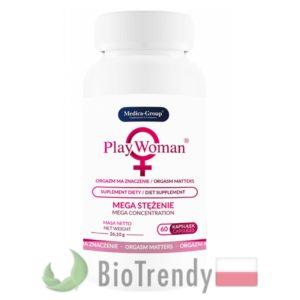 BioTrendy - PlayWoman PL - tabletki na libido u kobiet - tabletki na potencje dla kobiet