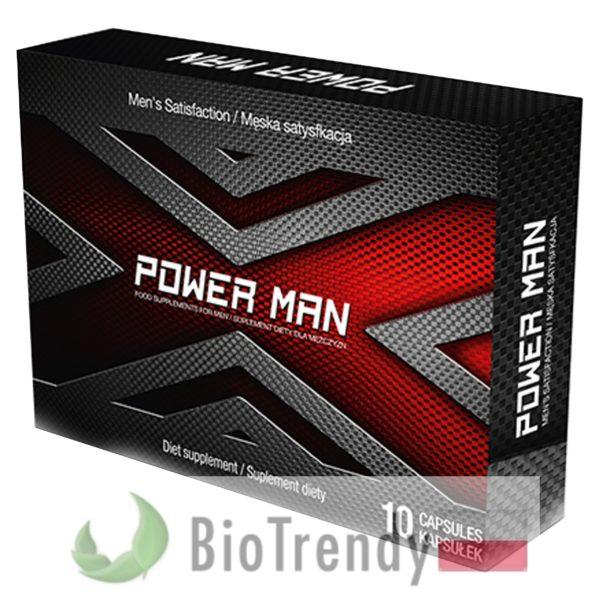 BioTrendy - PowerMan PL - tabletki na erekcje – tabletki na potencje