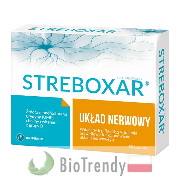 BioTrendy - Streboxar PL - tabletki na koncentracje – tabletki na pamiec