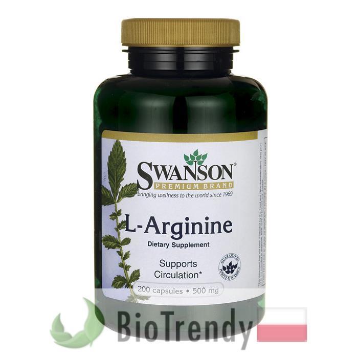 Arginina - L-Arginina - L-Arginina opinie - L-Arginina dawkowanie - L-Arginina właściwości - arginina skutki uboczne
