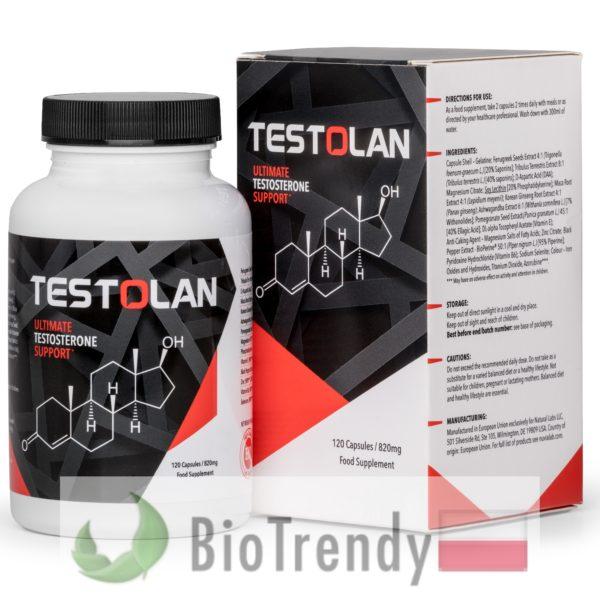 BioTrendy - Testolan PL - tabletki na sprawnosc seksualna – tabletki na potencje