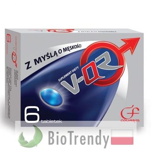 BioTrendy - V-QR PL - tabletki na erekcje – tabletki na potencje