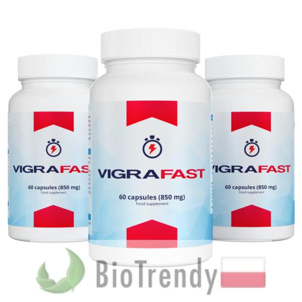 BioTrendy - VigraFast PL - tabletki na erekcje – tabletki na potencje