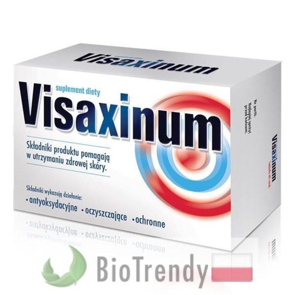 BioTrendy - Visaxinum PL - tabletki na tradzik - tabletki na pryszcze