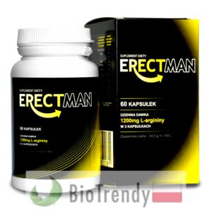 BioTrendy - ErectMan PL - tabletki na erekcje – tabletki na potencje