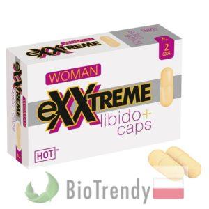 BioTrendy - Exxtreme Libido Caps PL - tabletki na libido u kobiet - tabletki na potencje dla kobiet