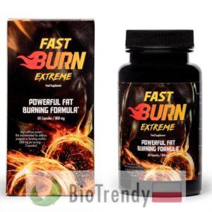 BioTrendy - Fast Burn Extreme PL - tabletki na odchudzanie - tabletki odchudzajace