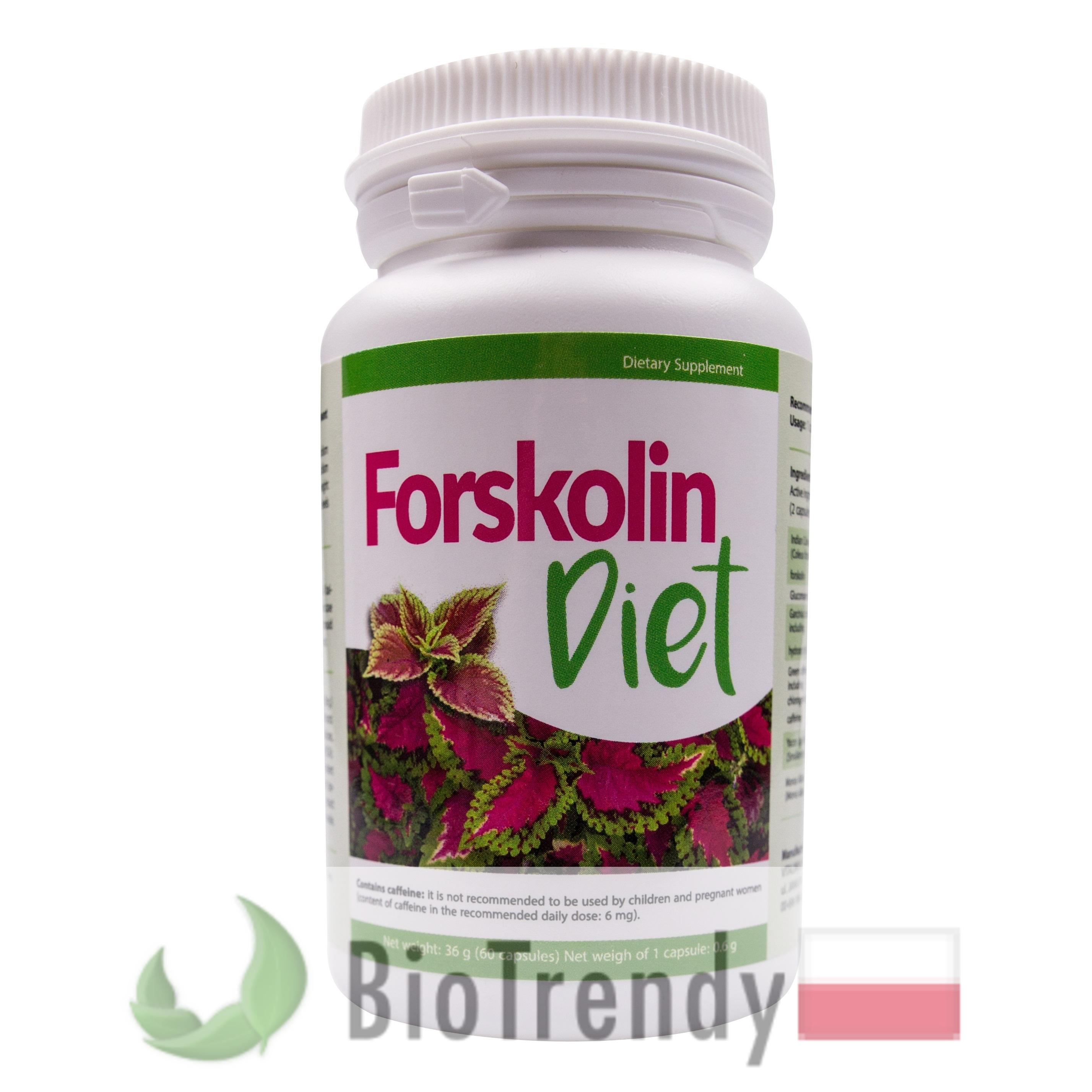 Forskolina - Forskolin - Pokrzywa indyjska - Plectranthus barbatus - Coleus Forskohlii - Forskolina opinie - Forskolina cena - pokrzywa indyjska opinie
