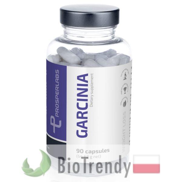 BioTrendy - Garcinia Cambogia Prosper Labs PL - tabletki na odchudzanie - tabletki odchudzajace