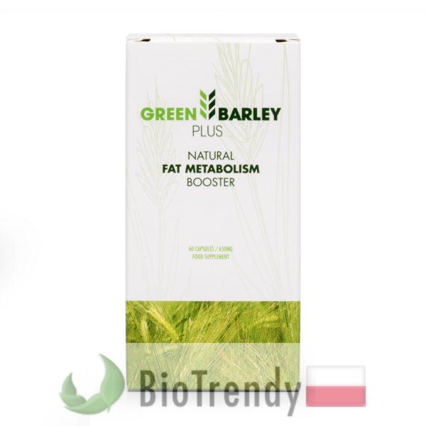 BioTrendy - Green Barley Plus PL - tabletki na odchudzanie - tabletki odchudzajace