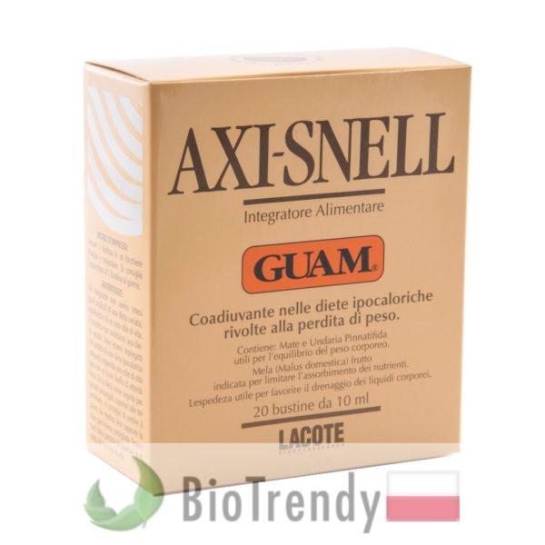 BioTrendy - Guam Axi-Snell PL - tabletki na odchudzanie - tabletki odchudzajace
