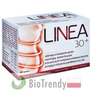 BioTrendy - Linea 30+ PL - tabletki na odchudzanie - tabletki odchudzajace