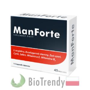 BioTrendy - ManForte PL - tabletki na erekcje – tabletki na potencje