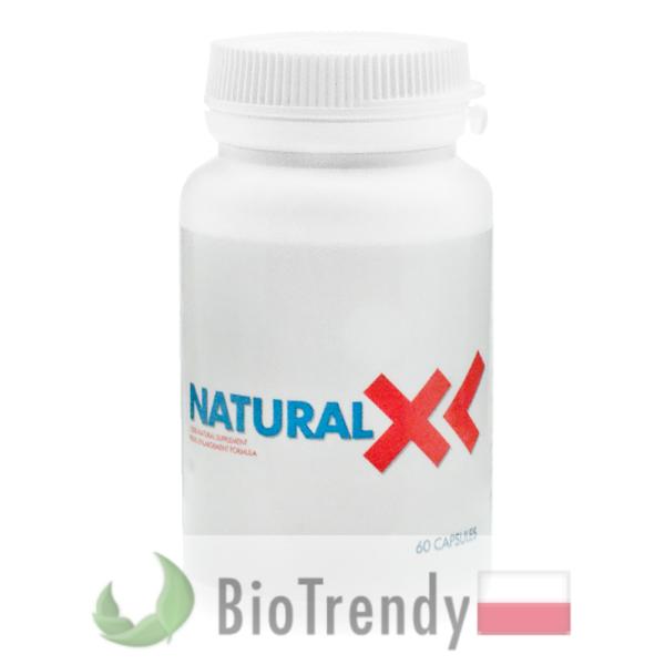 BioTrendy - Natural XL PL - tabletki na powiększanie penisa - sposoby na powiększenie penisa
