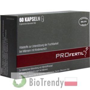 BioTrendy - PROfertil PL - tabletki na plodnosc dla mezczyzn - tabletki na poprawe plodnosci