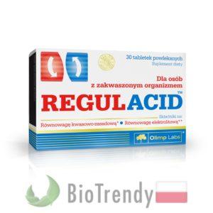 BioTrendy - Regulacid PL - tabletki na oczyszczanie organizmu - oczyszczanie organizmu z toksyn