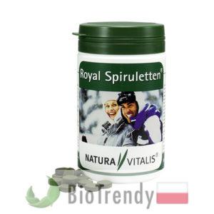 BioTrendy - Spirulina Royal PL - tabletki na oczyszczanie organizmu - oczyszczanie organizmu z toksyn