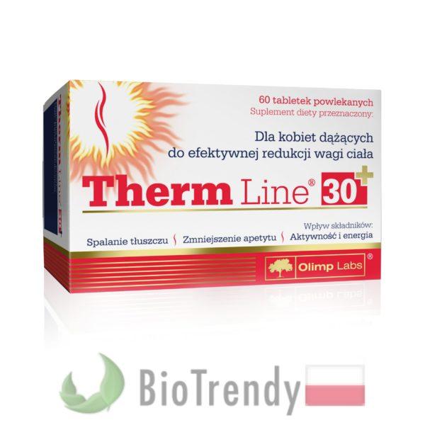 BioTrendy - Therm Line 30+ PL - tabletki na odchudzanie - tabletki odchudzajace