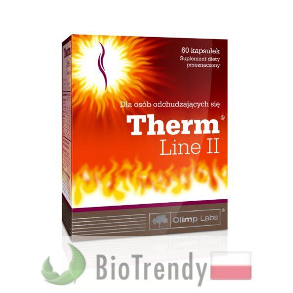 BioTrendy - Therm Line II PL - tabletki na odchudzanie - tabletki odchudzajace