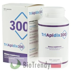 BioTrendy - Triapidix300 PL - tabletki na odchudzanie - tabletki odchudzajace