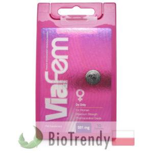 BioTrendy - Viafem PL - tabletki na libido u kobiet - tabletki na potencje dla kobiet